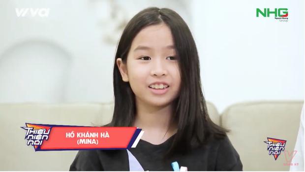 Hai con gái của Lưu Thiên Hương và Lưu Hương Giang chiếm spotlight Thiếu niên nói, xinh xắn giỏi giang đúng chuẩn con nhà nòi - Ảnh 3.