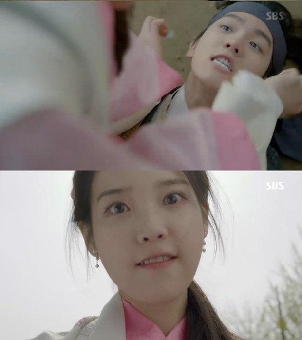 IU và Baekhyun (EXO) chiến nhau từ trong phim ra đến BXH: người nói EXO không có cửa với nữ hoàng nhạc số, người bảo kết hợp với nhau thì vui! - Ảnh 11.