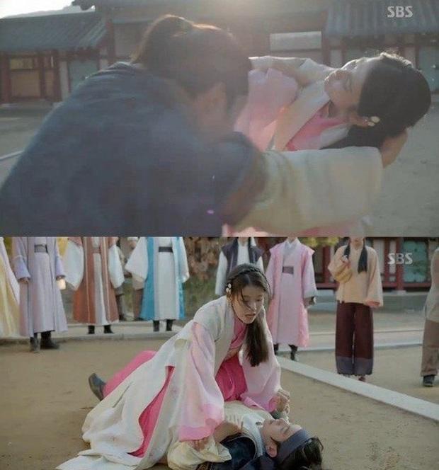 IU và Baekhyun (EXO) chiến nhau từ trong phim ra đến BXH: người nói EXO không có cửa với nữ hoàng nhạc số, người bảo kết hợp với nhau thì vui! - Ảnh 10.
