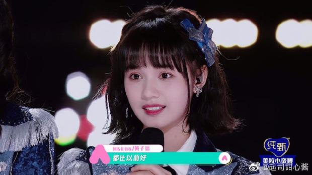 Nữ Idol Kpop vượt mặt mỹ nhân Tân Cương để giành suất cuối cùng trong top 7 Sáng Tạo Doanh 2020 - Ảnh 1.