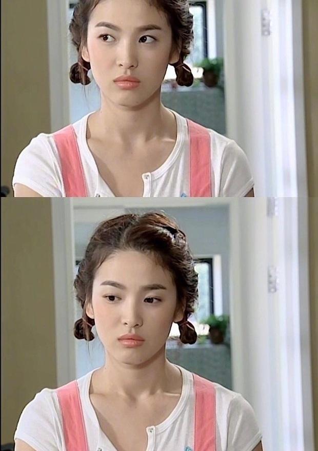 Ngắm lại nhan sắc Song Hye Kyo thuở Full House mới hiểu vì sao Hyun Bin, Song Joong Ki mê nàng như điếu đổ - Ảnh 2.