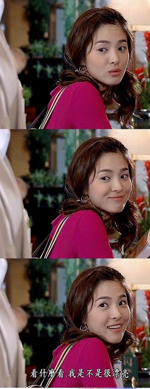 Ngắm lại nhan sắc Song Hye Kyo thuở Full House mới hiểu vì sao Hyun Bin, Song Joong Ki mê nàng như điếu đổ - Ảnh 4.