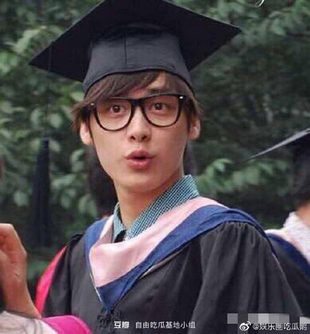 Sao Hoa ngữ ngày tốt nghiệp Đại học: Người ngời ngời khí chất ngôi sao, người nhìn ngố tàu không nhịn được cười! - Ảnh 7.