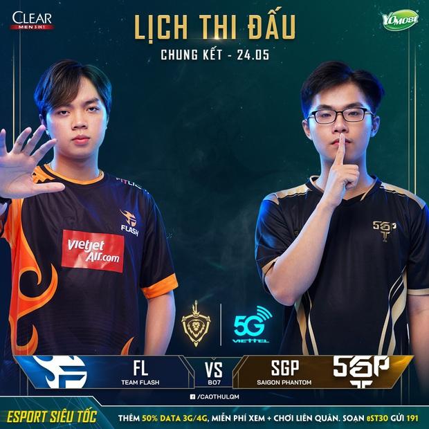 Bâng thi đấu xuất sắc nhưng BronzeV là sự khác biệt giúp Saigon Phantom lật kèo IGP, thách thức đương kim vô địch Team Flash - Ảnh 5.