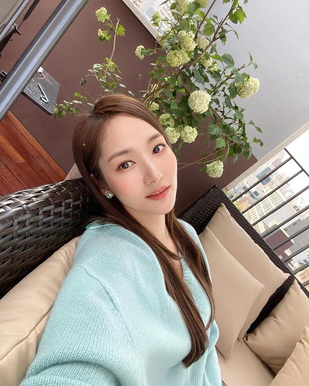 Park Min Young khoe nhan sắc cực xinh ở tuổi         34 sau khi bạn trai cũ Lee Min Ho công khai tình tứ với người đẹp khác - Ảnh 3.