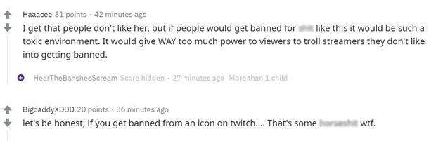 Nữ streamer bốc lửa hàng đầu nền tảng Twitch chia sẻ pha lách luật 200 IQ, fan ủng hộ hết mình! - Ảnh 3.