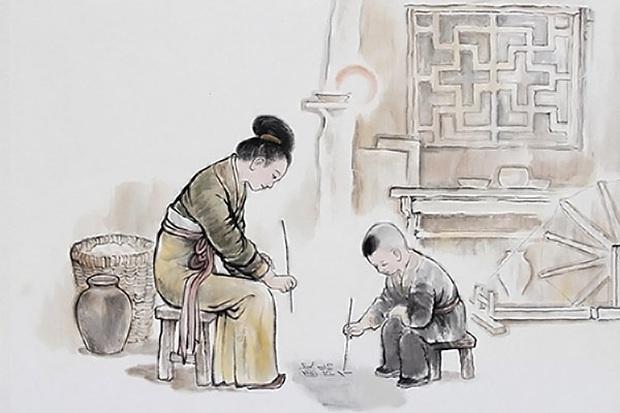 Chuyện nuôi dạy con thành kỳ tài nghiêm khắc nhưng thâm sâu của tứ đại hiền mẫu Trung Quốc: Mẹ là trường học vĩ đại nhất của con  - Ảnh 4.