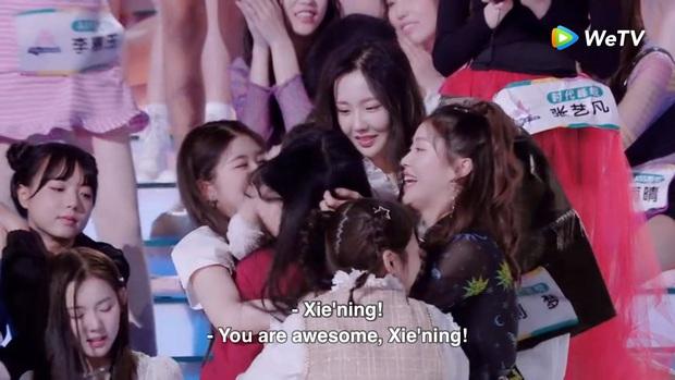 Nữ Idol Kpop vượt mặt mỹ nhân Tân Cương để giành suất cuối cùng trong top 7 Sáng Tạo Doanh 2020 - Ảnh 8.