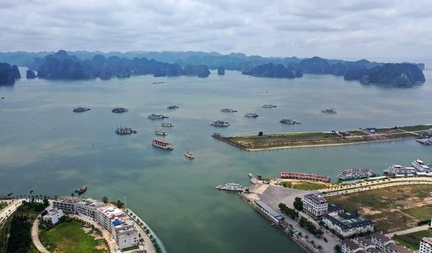 Biển Bãi Cháy đông trở lại, Quảng Ninh bắt đầu kích cầu đón khách du lịch sau Covid-19 - Ảnh 8.