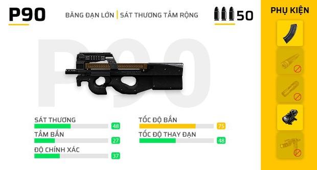 Free Fire: 5 combo súng tuyệt vời mà mọi game thủ đều nên thử  - Ảnh 10.