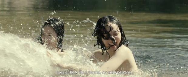 Phim Việt đầu tiên phát hành sau Covid-19 gọi tên Truyền Thuyết Về Quán Tiên: trailer vừa tung đã gây sốc vì toàn cảnh tắm tiên! - Ảnh 2.
