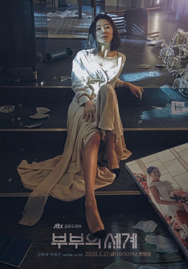 Tiết lộ cát xê tiền tỷ của đại minh tinh Kim Hee Ae chỗ mỗi tập Thế giới hôn nhân, Lee Min Ho bỗng bị réo gọi vì chênh lệch? - Ảnh 2.