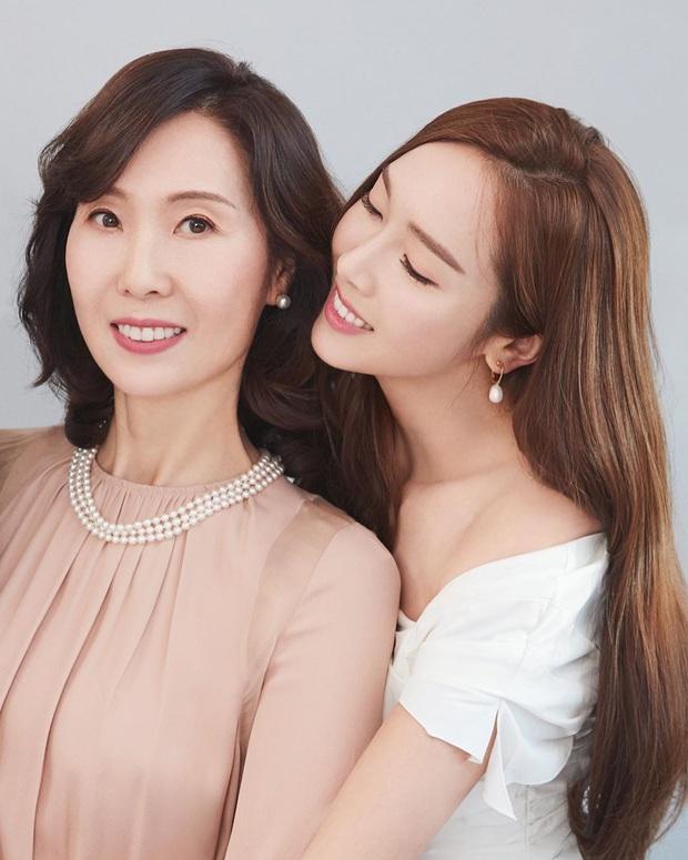 Jessica vọt thẳng lên top Naver nhờ bộ ảnh khoe mẹ vừa đẹp vừa sang chảnh, tiết lộ tầm ảnh hưởng đặc biệt của bà - Ảnh 2.