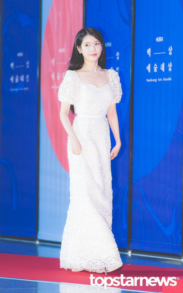 Viễn cảnh thảm đỏ Baeksang 2020 bùng nổ vì 5 mỹ nhân đề cử giải khủng: Combo Kim Hee Ae, IU, Son Ye Jin đúng là tuyệt phẩm - Ảnh 22.