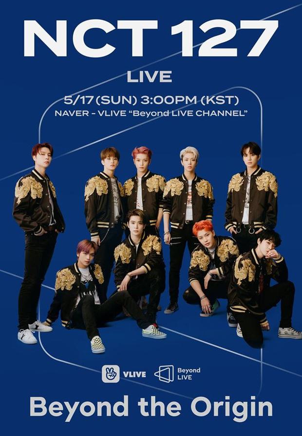 NCT 127 mở concert ngay sát ngày comeback; dàn boygroup gạo cội TVXQ!, Super Junior sắp sửa đổ bộ Beyond LIVE khiến fan sướng rơn - Ảnh 1.