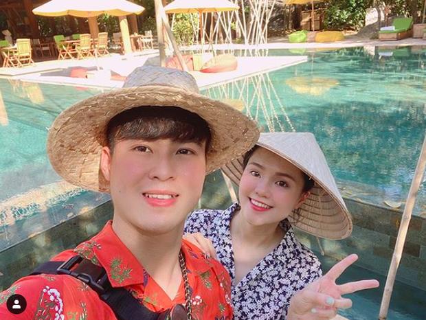 Quỳnh Anh khoe bụng bầu kèm status mới trên Instagram: Hạnh phúc nhất là cảm nhận được miếng máy trong bụng mẹ của con - Ảnh 4.