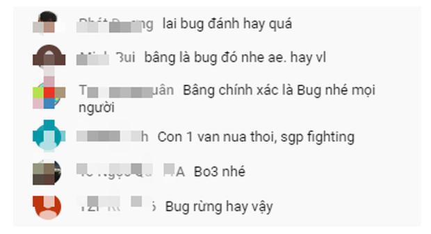 Bug là Bâng - Câu chat ám ảnh nhất YouTube mỗi lần Đấu Trường Danh Vọng phát sóng trực tiếp! - Ảnh 1.