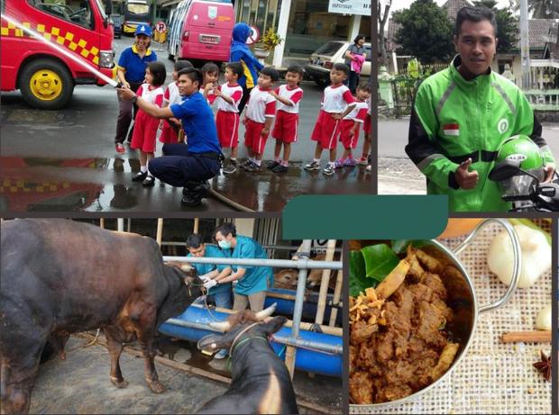 Góc lạ đời của bóng đá Indonesia: Cầu thủ luôn phải sẵn nghề tay trái từ nuôi bò, họa sĩ, bartender và có cả làm quan chức - Ảnh 2.