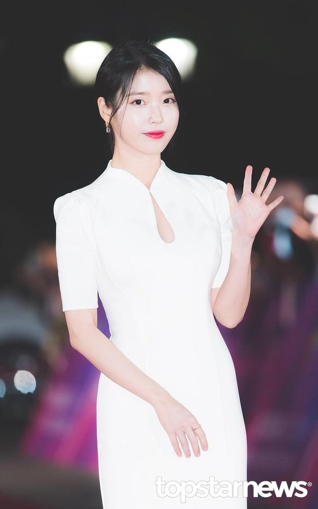 Viễn cảnh thảm đỏ Baeksang 2020 bùng nổ vì 5 mỹ nhân đề cử giải khủng: Combo Kim Hee Ae, IU, Son Ye Jin đúng là tuyệt phẩm - Ảnh 23.
