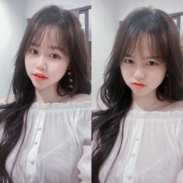 Style bạn gái tin đồn của Quang Hải: Không       hay diện đồ sexy như người cũ, chuộng outfit rộng rãi trẻ trung mà vẫn hút mắt - Ảnh 1.