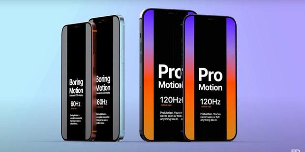 Tò mò cực độ về iPhone 12 Pro: Màn hình ProMotion 120Hz, pin lớn hơn, Face ID cải tiến và camera zoom quang 3x - Ảnh 1.