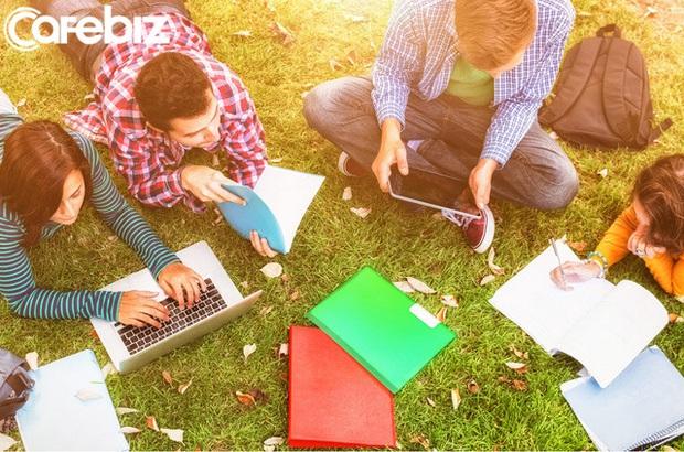 Các sinh viên ơi, xin đừng lãng phí thời gian: Có 6 đầu việc cần hoàn thành khi còn được ngồi trên giảng đường  - Ảnh 3.