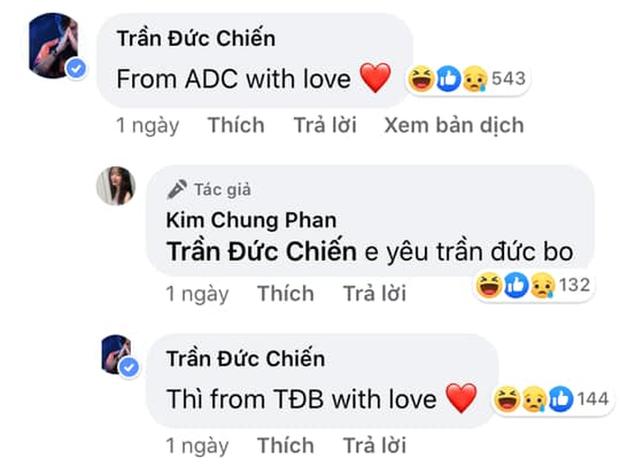 Chưa công khai hẹn hò nhưng bạn gái tin đồn là hot TikToker đã lên tiếng khẳng định chủ quyền với ADC rồi đây này! - Ảnh 3.