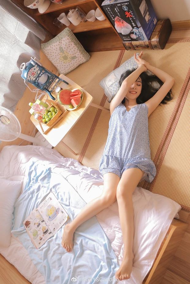 Xua tan nắng nóng với bộ ảnh chào hè của thiên thần Candice - Đệ nhất mỹ nữ LPL - Ảnh 6.