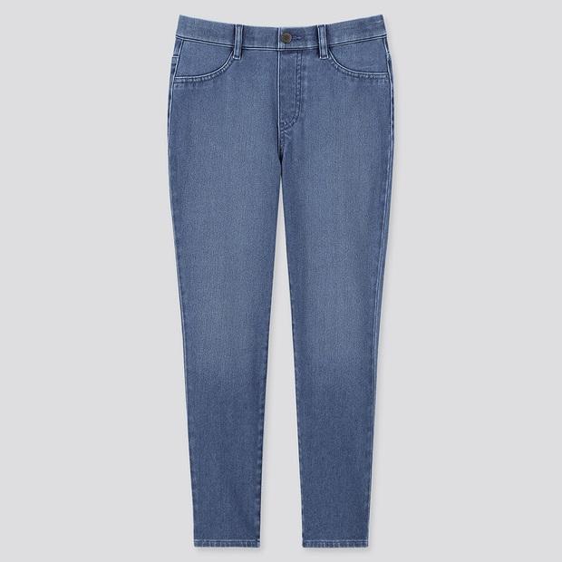 10 mẫu quần mặc đi làm mát mẻ dễ mix đồ giá dưới 500k mà bạn nên tranh thủ vợt ngay từ Zara và Uniqlo - Ảnh 6.