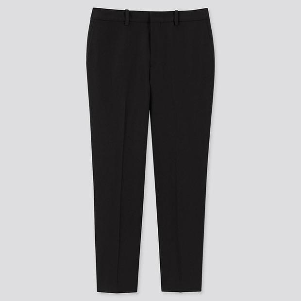 10 mẫu quần mặc đi làm mát mẻ dễ mix đồ giá dưới 500k mà bạn nên tranh thủ vợt ngay từ Zara và Uniqlo - Ảnh 9.