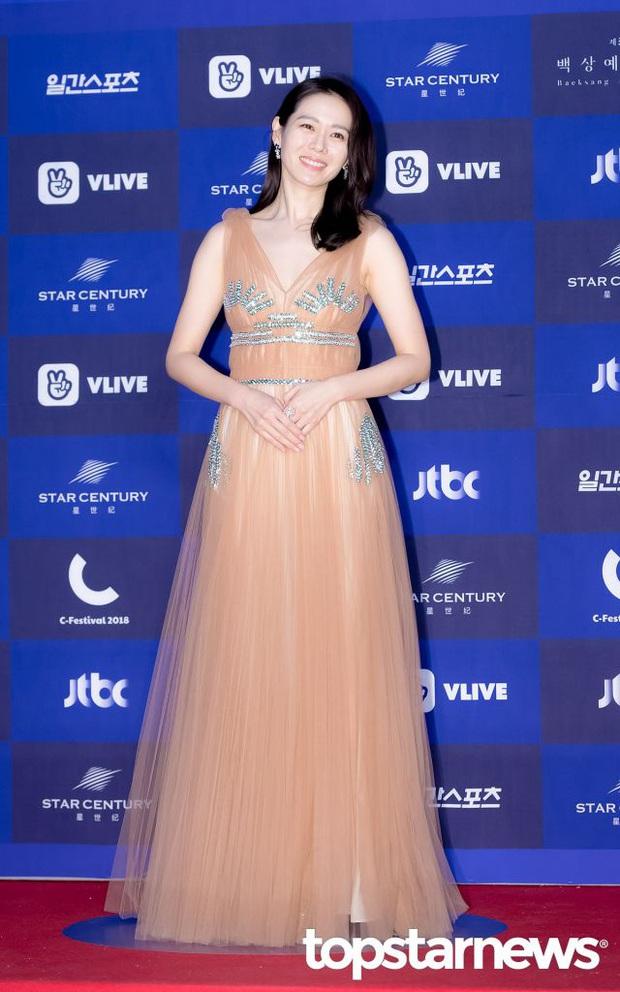Viễn cảnh thảm đỏ Baeksang 2020 bùng nổ vì 5 mỹ nhân đề cử giải khủng: Combo Kim Hee Ae, IU, Son Ye Jin đúng là tuyệt phẩm - Ảnh 15.