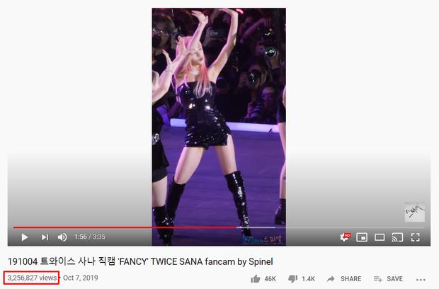 Fancam triệu view siêu sexy của nữ thần nhà TWICE đang ngập tràn bình luận ném đá, tất cả là vì trang phục ngắn cũn cỡn, o ép vòng 1 quá đà - Ảnh 2.