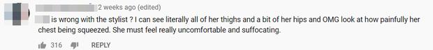 Fancam triệu view siêu sexy của nữ thần nhà TWICE đang ngập tràn bình luận ném đá, tất cả là vì trang phục ngắn cũn cỡn, o ép vòng 1 quá đà - Ảnh 13.