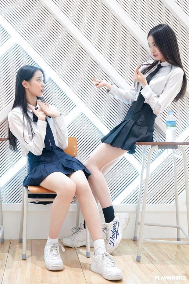 Xôn xao nữ thực tập sinh đến từ công ty vô danh đang hot gần đây: Chưa ra mắt đã gây bão mạng nhờ nhan sắc cực phẩm, có thể trở thành đối thủ của Jisoo (BLACKPINK) trong tương lai - Ảnh 8.