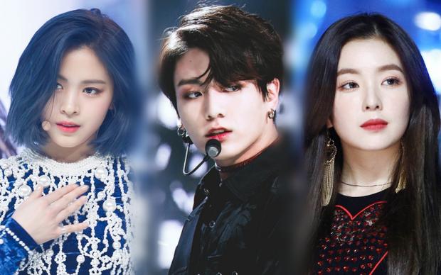 Những ca khúc giật nhiều cúp nhất 2020: ITZY bị BTS hành vẫn lăm le Top 3, Red Velvet và siêu hit từng gây tranh cãi vượt mặt loạt idol dù không quảng bá - Ảnh 1.