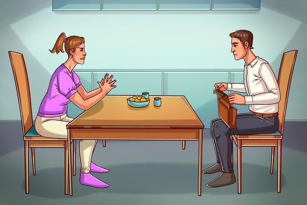 8 mẹo nhỏ tâm lý giúp bạn dễ gây thiện cảm trong giao tiếp, nắm thế chủ động khi rơi vào tình huống khó xử - Ảnh 2.