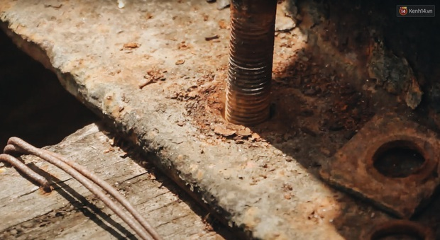 TP.HCM: Những nhát búa đầu tiên tháo dỡ cầu sắt Bình Lợi, chấm dứt sứ mệnh lịch sử sau gần 120 năm - Ảnh 7.