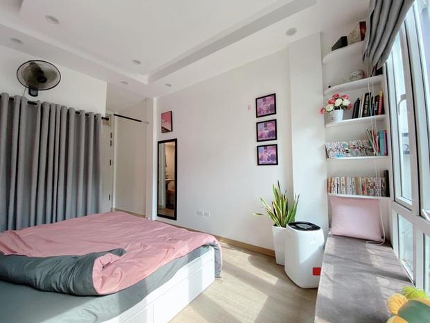 Cải tạo toàn bộ phòng ngủ 15m2 chỉ với 25 triệu, chồng nhà người ta tiết lộ bí kíp giúp vừa rẻ vừa đẹp mà vẫn chiều đúng ý vợ - Ảnh 3.