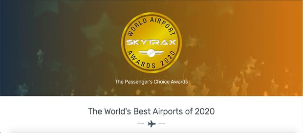 Công bố 10 sân bay tốt nhất thế giới năm 2020: Có 1 nước góp mặt... tới 4 đại diện, cái tên đầu tiên không gây bất ngờ - Ảnh 1.