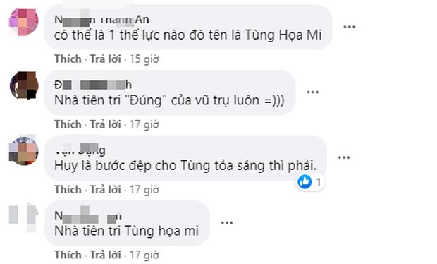 Phản dame Huy Popper, Tùng Họa Mi là thánh dự mới của ĐTDV, tỉ lệ chính xác 100% - Ảnh 3.