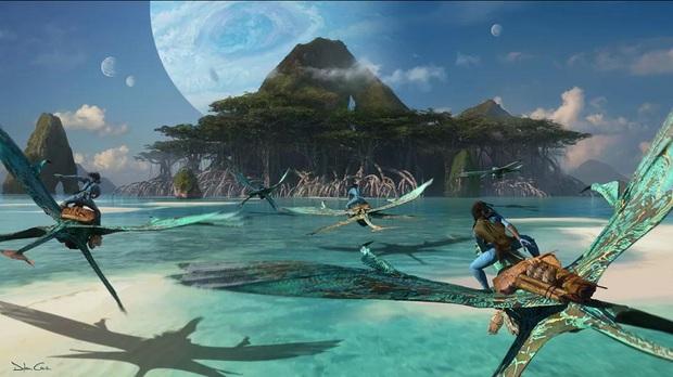 Avatar 2 tiết lộ tổng kinh phí cán mốc tỉ đô, tự hào khoe luôn trường quay dưới nước cực hoành tráng - Ảnh 5.