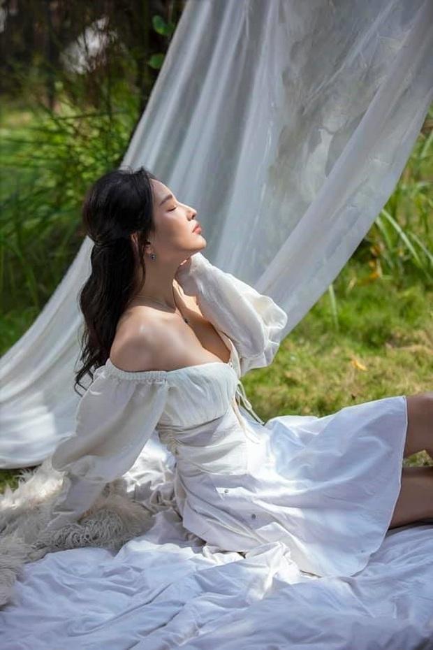 Diện bikini khoe vòng 1 ná thở, Mai Phương Thuý       thổ lộ muốn thi Hoa hậu lần nữa và phản ứng của fan khi nhận tin - Ảnh 6.