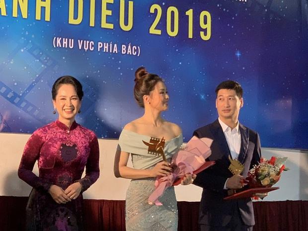 Cánh Diều 2019 âm thầm trao giải mùa Cô Vy: Phim của Kiều Minh Tuấn - Cát Phượng ẵm trọn 7 giải thưởng lớn - Ảnh 5.