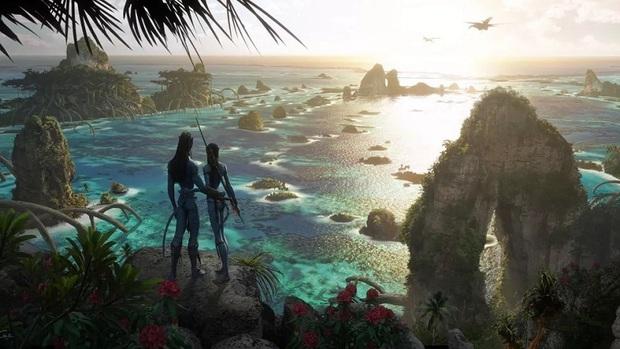 Avatar 2 tiết lộ tổng kinh phí cán mốc tỉ đô, tự hào khoe luôn trường quay dưới nước cực hoành tráng - Ảnh 1.