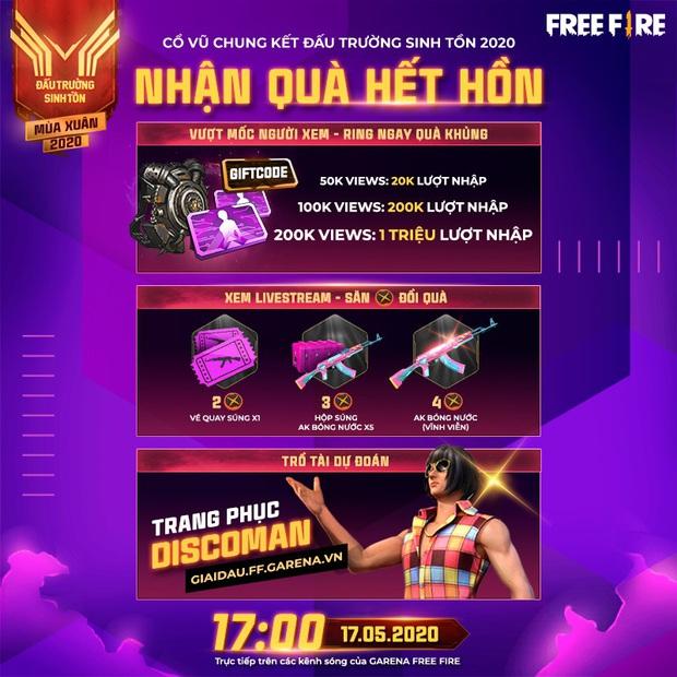 Free Fire: Hướng dẫn cách nhận huy hiệu để đổi skin súng AK Bóng Nước vĩnh viễn, hoàn toàn miễn phí! - Ảnh 3.