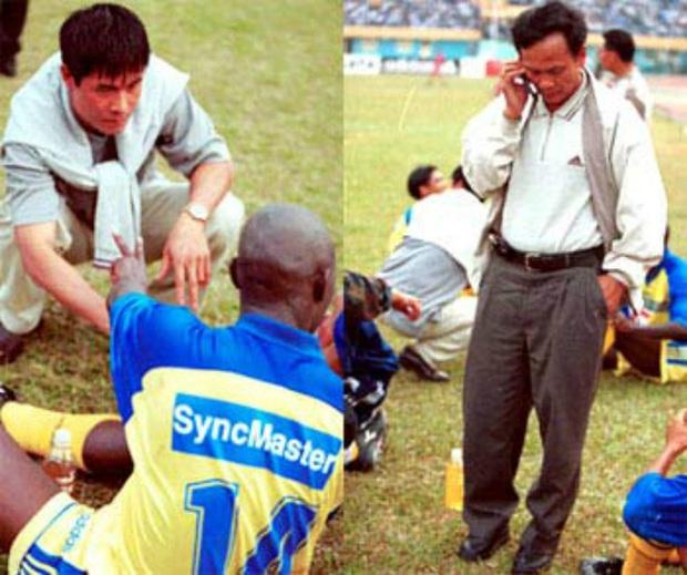 Những lần bán độ khiến bóng đá Việt Nam rúng động: Từ vụ án dùng tiền mua cúp của Nguyễn Hữu Thắng đến lứa U21 năm 2020 - Ảnh 1.