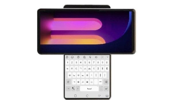 LG Wing: Smartphone màn hình xoay độc đáo để lộ ra màn hình phụ thứ hai, cả 2 có thể đồng bộ nhưng... không biết để làm gì - Ảnh 1.