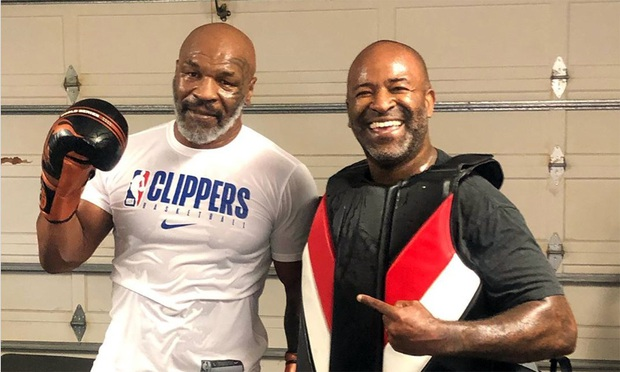 Huyền thoại Mike Tyson khiến fan choáng váng bằng clip tập luyện ở tuổi 53, đưa ra thông báo chính thức: Tôi đã trở lại  - Ảnh 1.