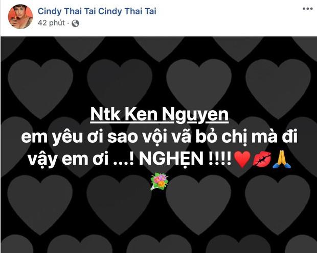 Ngô Kiến Huy, Hari Won và dàn sao Vbiz bàng hoàng xót thương khi hay tin NTK Ken Nguyễn qua đời ở tuổi 41 - Ảnh 5.