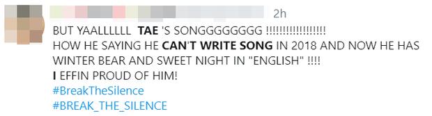 """V (BTS) được khen nức nở khi khoe ca khúc tự sáng tác vốn bị """"ém hàng"""", thế mà tự nhận… không biết viết nhạc khiến fan """"giận tím người"""" - Ảnh 6."""